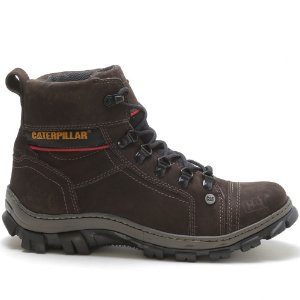 Bota Caterpillar Masculino Cafe - Ref 2187