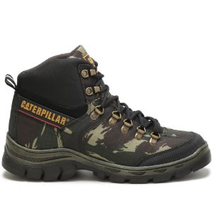 Bota Caterpillar Masculino Camuflado - Ref Limit