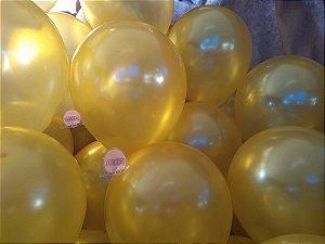 50 balões 9 polegadas cintilantes ou perolizados