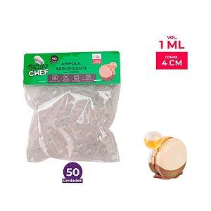 Ampola Saborizante Esfera 1ml Prime Chef - 50und