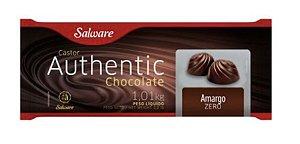 CHOCOLATE AUTHENTIC AMARGO, ZERO AÇÚCAR 1,01KG - SALWARE