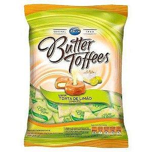 BALA BUTTER TOFFEES TORTA DE LIMÃO 500g - ARCOR