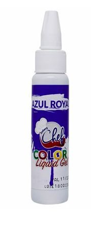 Corante Liquid Gel Azul Iceberg 25g