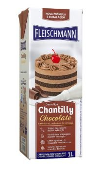 Chantilly Chocolate Fleischmann 1L