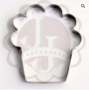 Cortador Metal Cupcake 1 JJ