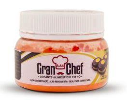 Corante Hidrossolúvel Amarelo Gran Chef 5g