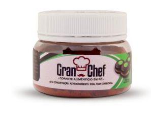 Corante Hidrossolúvel Verde Gran Chef 5g