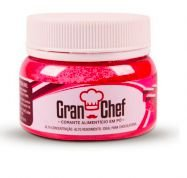Corante para Chocolate Hidrossolúvel Magenta Gran Chef 5g