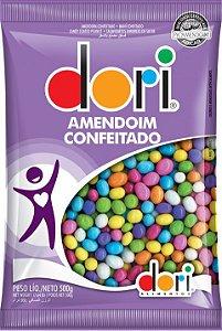 Amendoim Colorido Dori 500G