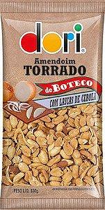 Amendoim de Boteco Lascas de Cebola Dori 320g