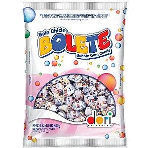 Bala Bolete c/ Chiclete Dori 600g