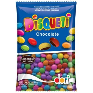 Chocolate Disqueti Mini Dori 500g