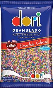 Granulado Colorido Dori 1kg