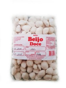 Bala de Coco Beijo Doce 500g