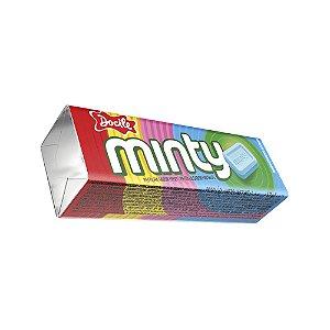 Pastilha Minty Fruit Docile Cx com 40x 17g