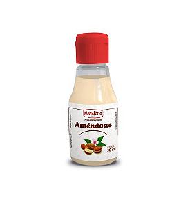 Aroma Artificial de Amêndoas Mavalério 30ml
