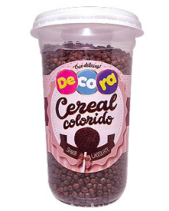 Cereal Decora Chocolate Cacau Foods 150g