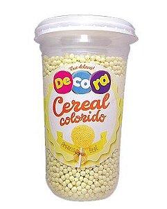 Cereal Decora Amarelo Bebê Cacau Foods 160g