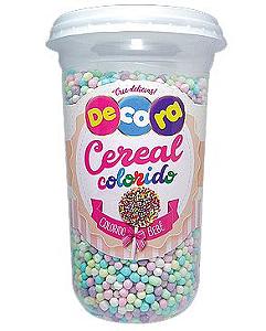 Cereal Decora Colorido Bebê Cacau Foods 160g