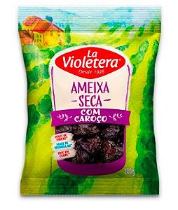 Ameixa Seca com caroço La Violetera 200g