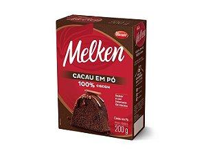 Cacau em pó 100% Melken 200g