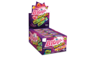 Chiclete Huevitos Big Big  Bichos Arcor 300g