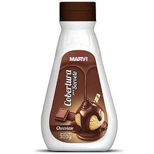 Cobertura Sorvete Chocolate Marvi 300g