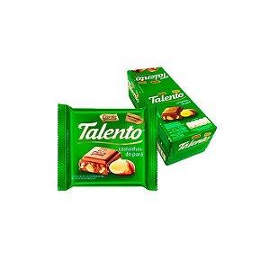 CHOCOLATE TALENTO CASTANHAS DO PARÁ - GAROTO