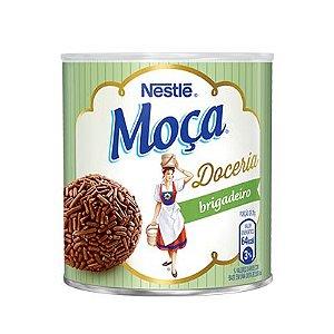 Moça Brigadeiro lata Nestlé 385g