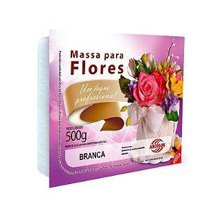 Massa para Flores Branca Arcolor 500g
