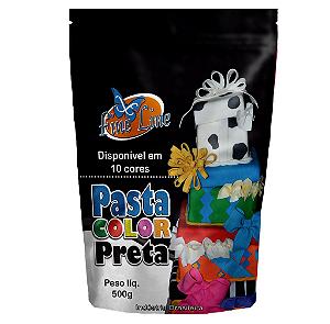 Pasta Americana Preta Fine Line 500g