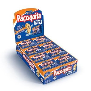 Doce Paçoquita Diet Santa Helena 528g