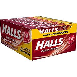 Drops Halls Cereja 588G