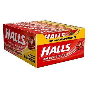 Drops Halls Morango 588G
