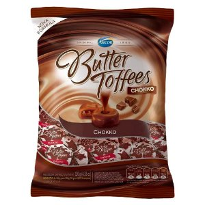 Bala Butter Toffees Chokko Arcor 600g