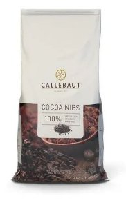 Nibs de Cacau Callebaut 800g
