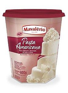 Pasta Americana Mavalério 800g - Validade 28/10