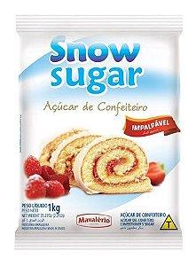 Açúcar de Confeiteiro Snow Sugar 500g