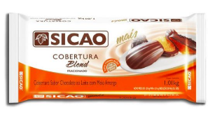 Cobertura Mais Blend Sicao Barra 1,01kg
