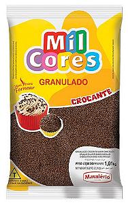 Granulado Crocante Chocolate Mil Cores 1,1kg