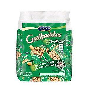 Amendoim Grelhaditos Santa Helena 1,44kg