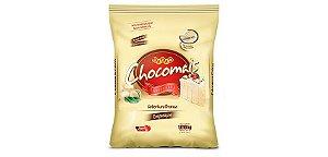 Cobertura Chocomais Branca Pedaços Jazam 1,01kg