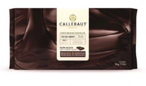 Chocolate Meio Amargo 70% Cacau Barra Callebaut 5kg