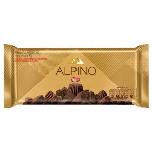 Chocolate Tablete Alpino Nestlé 90g