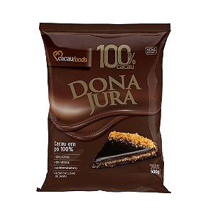 Cacau em Pó 100% Dona Jura Cacau Foods 500g