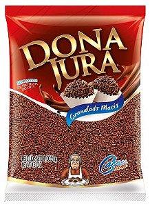 CACAU FOODS DONA JURA GRANULADO MACIO CHOCOLATE 500G