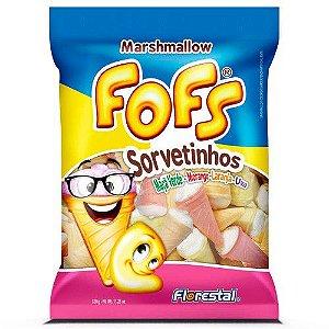 Fofs Marshmallow Sorvetinho Florestal 320g
