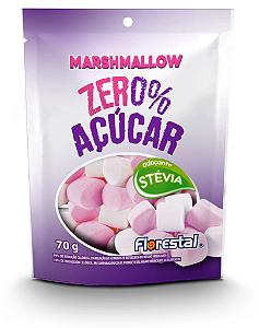 Marshmallow Zero Açúcar Florestal 70g