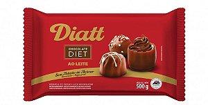 Chocolate ao Leite Diatt  ZDA 500g