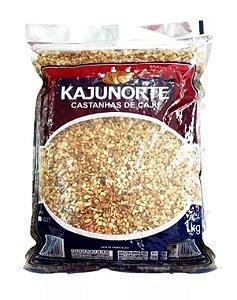 Castanha de Caju Grossa Kajunorte 1kg